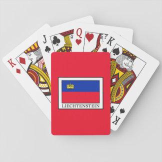 Liechtenstein Playing Cards