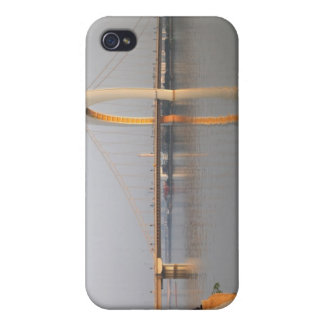Liede Bridge Over Pearl River iPhone 4 Cover