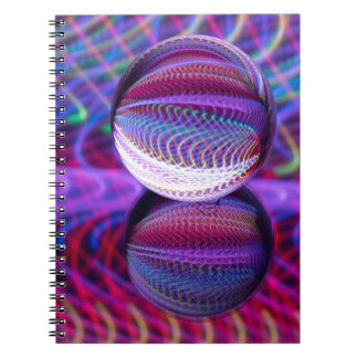 Lies in the crystal ball notebook