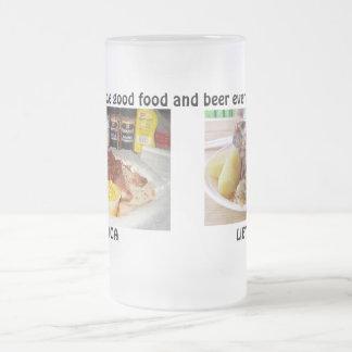 Lietuva-America Beer Mug