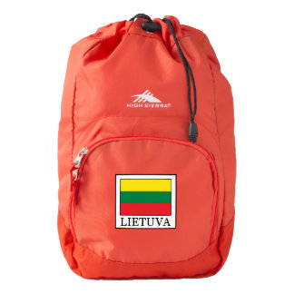 Lietuva Backpack