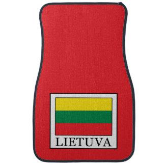 Lietuva Car Mat