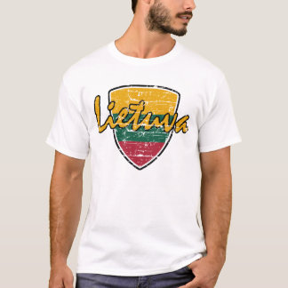 Lietuva Flag T-Shirt