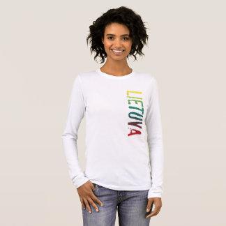 Lietuva (Lithuania) Long Sleeve T-Shirt