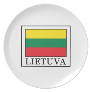 Lietuva Plate