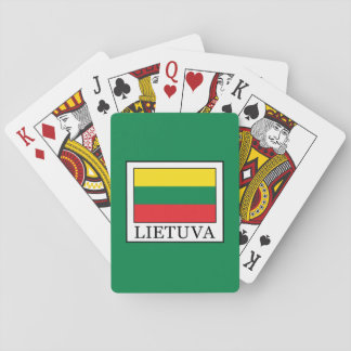 Lietuva Playing Cards