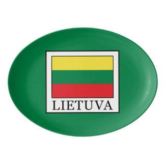 Lietuva Porcelain Serving Platter