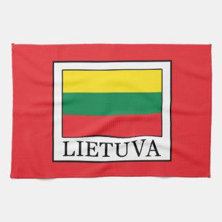 Lietuva Tea Towel