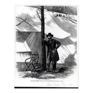 Lieutenant General Ulysses S. Grant Postcard