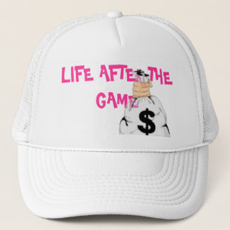 LIFE AFTER THE GAME TRUCKER HAT