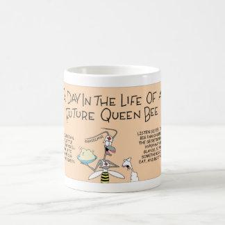 Life as a Queen Bee Coffee Mug