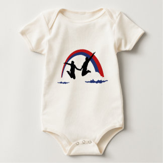 Life Before Facebook Baby Bodysuit