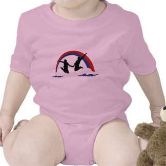 Life Before Facebook Baby Bodysuits