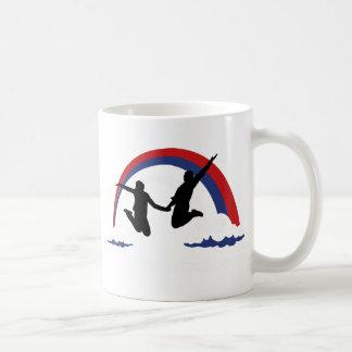 Life Before Facebook Classic White Coffee Mug