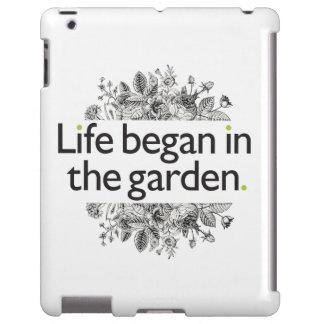 Life Began in the Garden