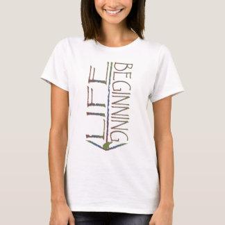 """Life beginning"" T-Shirt"