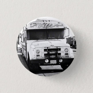 Life Bus 3 Cm Round Badge