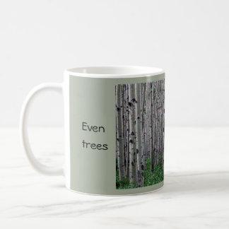Life by Trees (mug) Coffee Mug