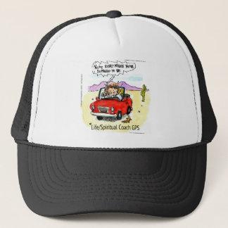 Life Coach GPS Trucker Hat