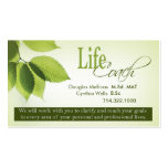 Life Coach I Personal Goals Spiritual Counseling Pack Of Standard Business Cards