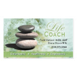 Life Coach II Personal Goals Spiritual Counseling Pack Of Standard Business Cards