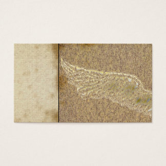 Life coach Yoga angel wings,angels,business cards