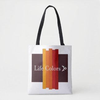 Life Colors Logo Bag