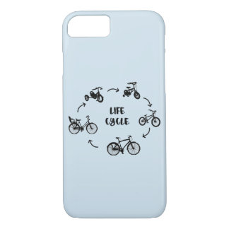 Life cycle iPhone 8/7 case