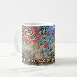 Life Full of Blessings Angels Coffee Mug