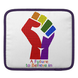 Life Gets Better Together LGBT Pride iPad Sleeves