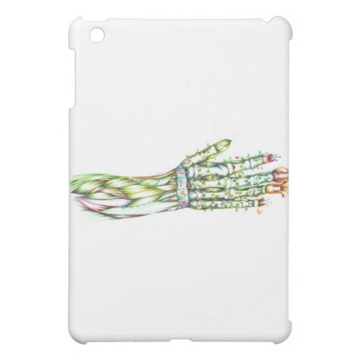 Life giving hand of God iPad Mini Cases