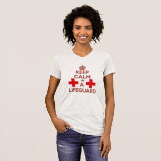 LIfe Guard Keep Calm T-Shirt