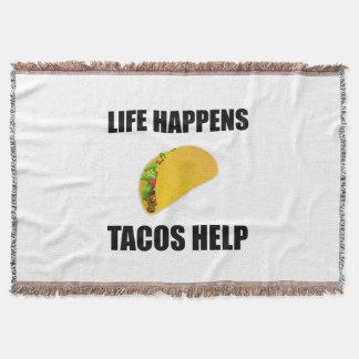 Life Happens Tacos Help