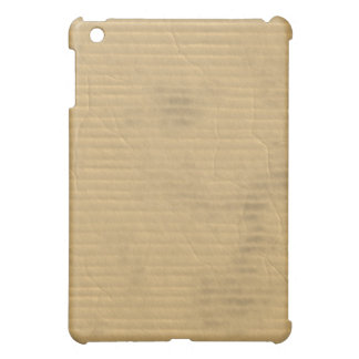 Life in a Grungy Dirty Beat-up Worn Cardboard Box Cover For The iPad Mini