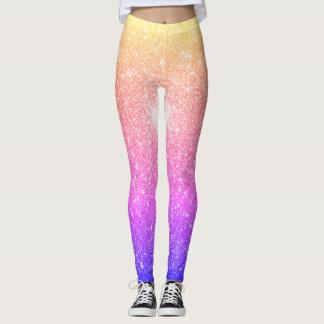 Life In Sparkling Colors Leggings