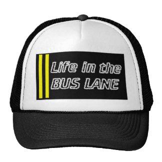 Life in the bus lane cap
