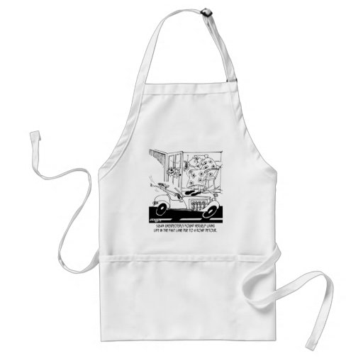 Life In The Fast Lane Aprons