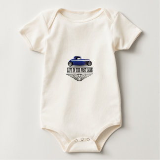 life in the fast lane baby bodysuit