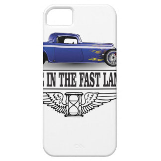 life in the fast lane barely there iPhone 5 case