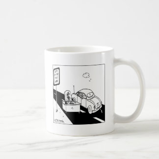 Life in the Fast Lane Basic White Mug