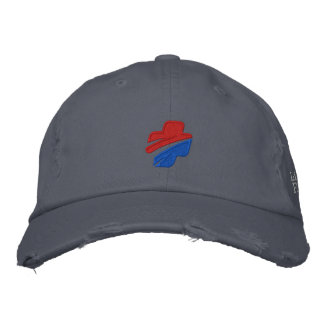 Life in the Fast Lane Cap Utopian College Embroidered Hat