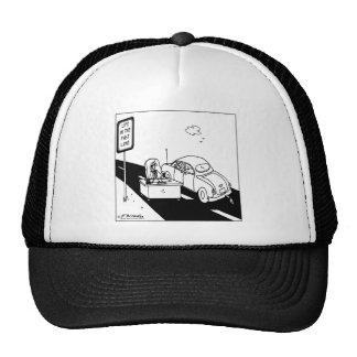Life in the Fast Lane Mesh Hats