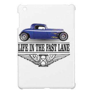 life in the fast lane iPad mini cover