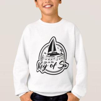 Life in the Key of Sea Apparel Sweatshirt