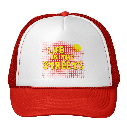 Life in the Streets Mesh Hats
