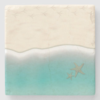 Life is a Beach Stone Coaster
