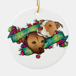 Life is a Bowl of Cherries... Christmas Tree Ornament