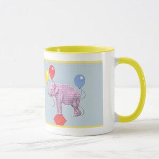 Life is a Circus Elephant Fantasy Mug
