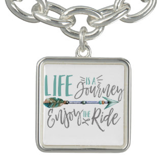 Life is a Journey Enjoy the Ride Boho Wanderlust