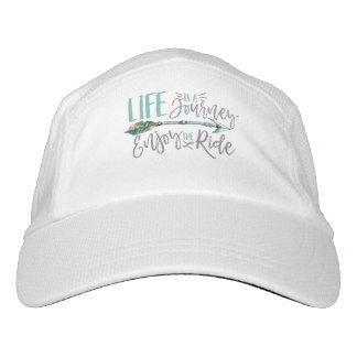 Life is a Journey Enjoy the Ride Boho Wanderlust Hat